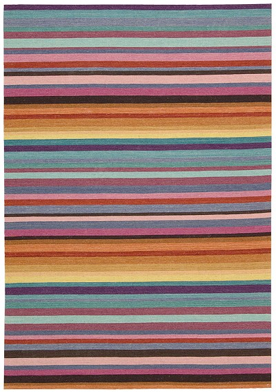 Nourison Kathy Ireland KI08 Griot KI807 Chili Pepper Area Rug