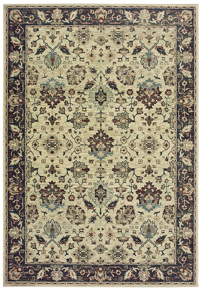 Oriental Weavers Raleigh 8026E Area Rug