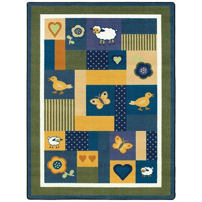 Kid Essentials - Infants & Toddlers Baby Love Bold Area Rug by Joy Carpets