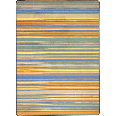 Kid Essentials - Teen Latitude Tropics Area Rug by Joy Carpets