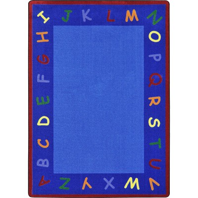 Kid Essentials - Early Childhood New Beginnings Multi Area Rug by Joy Carpets