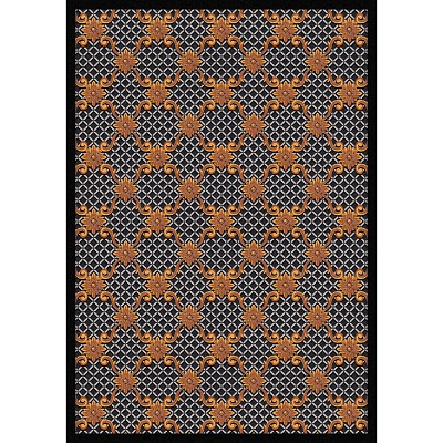 Any Day Matinee Queen Anne Black Area Rug by Joy Carpets