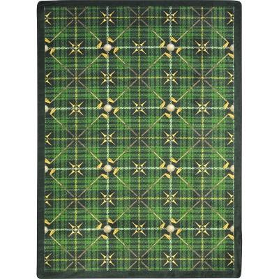 Games People Play Saint Andrews Pine Area Rug by Joy Carpets