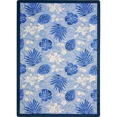 Kaleidoscope Trade Winds Indigo Area Rug by Joy Carpets