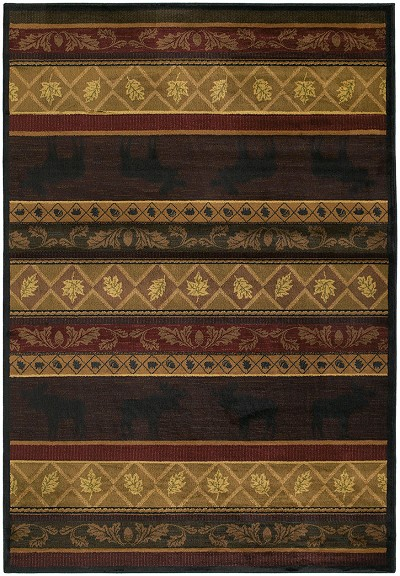 United Weavers Designer Genesis - Marshfield Moose 533 10743 Area Rug
