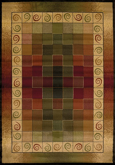 United Weavers Genesis Montage Lodge 530 21174 Area Rug