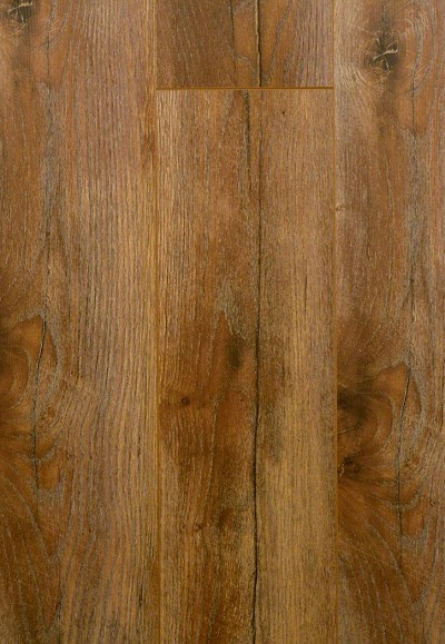 "Shaw Grand Mountain SL094 00645 Tavern Brown Oak 8"" X 78 3/4"" 10 MM Laminate Flooring"