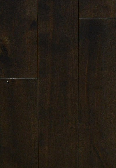 "Alexandria Creekside Smokey Grey 3/4"" X 5"" Birch Hardwood Flooring"