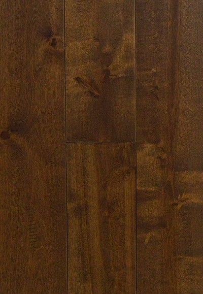"Alexandria Creekside Hitching Post 3/4"" X 5"" Birch Hardwood Flooring"