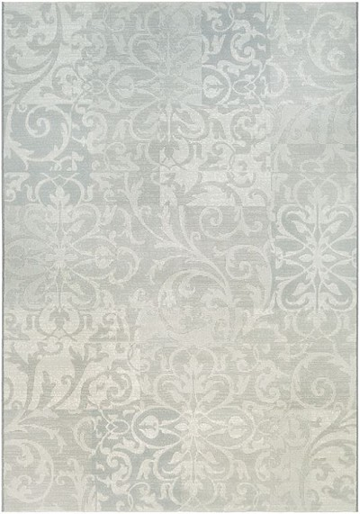 Couristan Marina 8964/0910 Cyprus Pearl/Champagne Area Rug