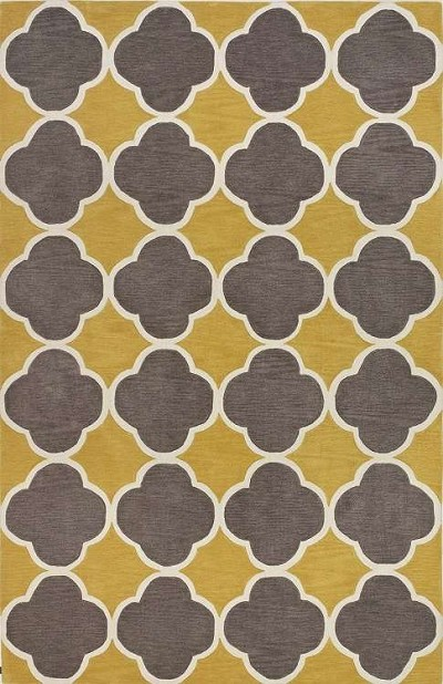 Infinity IF2 Dandelion Area Rug by Dalyn