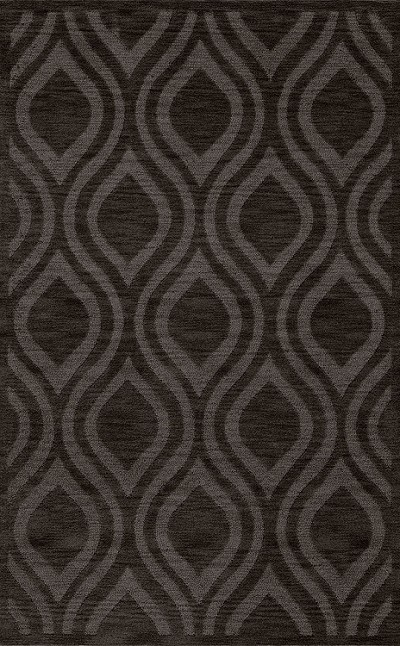 Dalyn Custom Paramount Pt21 Graphite Casual Area Rugs