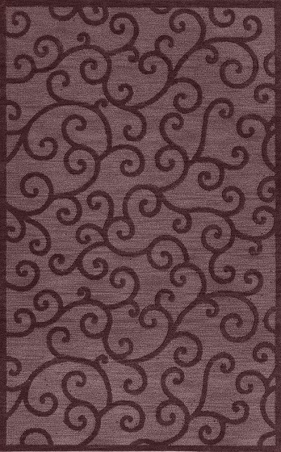 Dalyn Paramount PT4 Plum Custom Area Rug