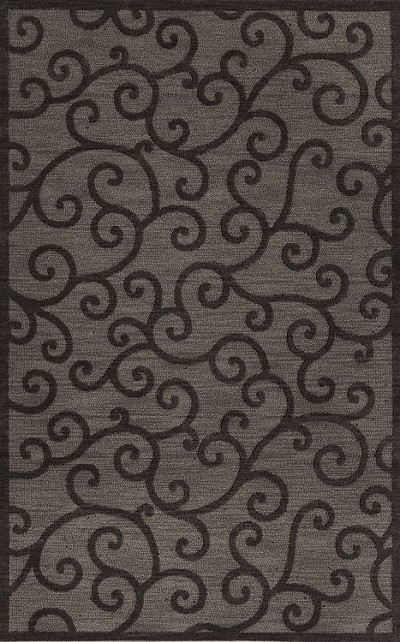 Dalyn Paramount PT4 Graphite Custom Area Rug