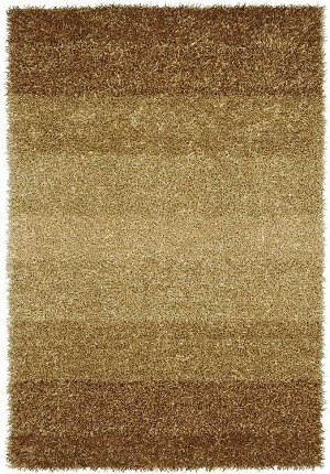 Spectrum SM100 Gold Area Rug by Dalyn