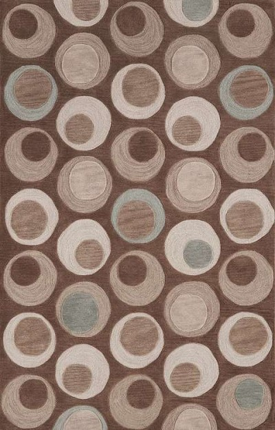 Studio Modern SD303 Taupe Area Rug by Dalyn