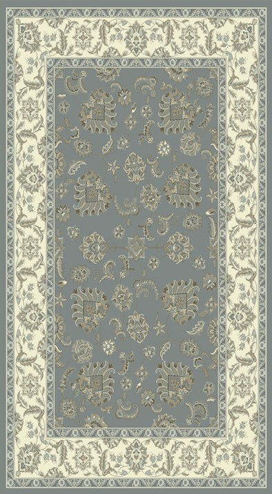 Dynamic Rugs Legacy 58020-510 Light Blue/Ivory Area Rug by Dynamic Rugs