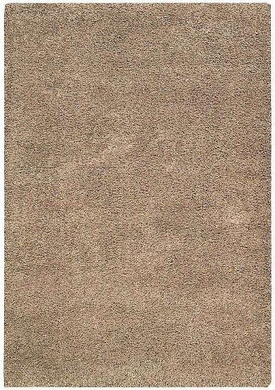 Amore Shag AMOR1 Oyster Area Rug by Nourison