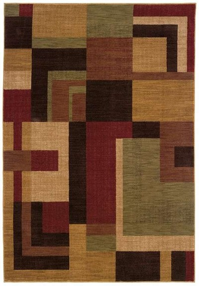 Oriental Weavers Allure 9A Area Rug