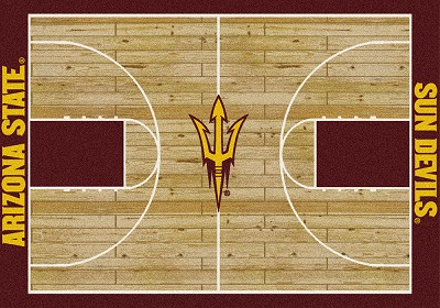 College Home Court 01014 Arizona State