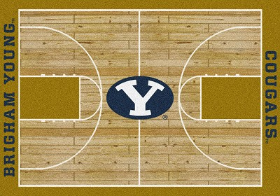 College Home Court 01048 Brigham Young