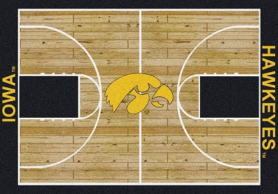 College Home Court 01110 Iowa