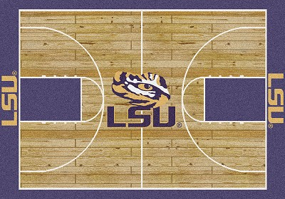 College Home Court 01152 LSU