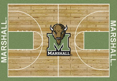 College Home Court 01153 Marshall