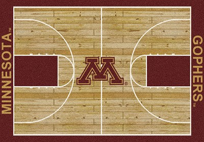 College Home Court 01185 Minnesota