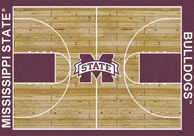 College Home Court 01188 Mississippi State