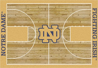 College Home Court 01260 Notre Dame