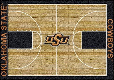 College Home Court 01290 Oklahoma State
