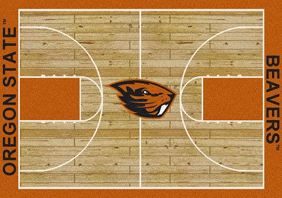 College Home Court 01294 Oregon State