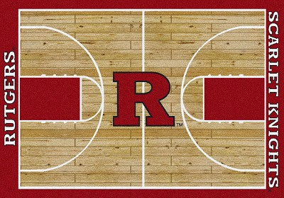 College Home Court 01347 Rutgers