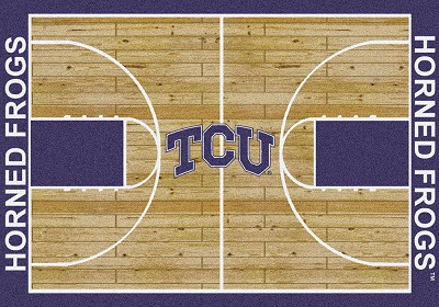 College Home Court 01430 Texas Christian