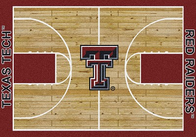 College Home Court 01440 Texas Tech