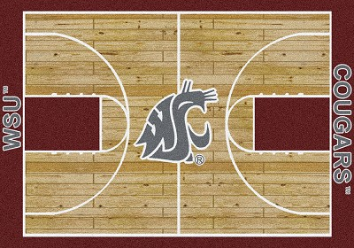 College Home Court 01466 Washington State