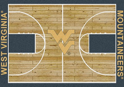 College Home Court 01470 West Virginia