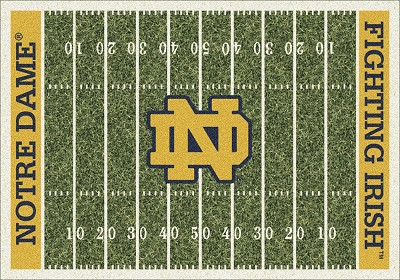 College  HomeField 01260 Notre Dame