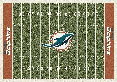 NFL HomeField 01051 Miami Dolphins