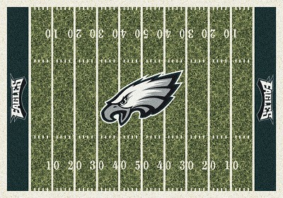 NFL HomeField 01072 Philadelphia Eagles