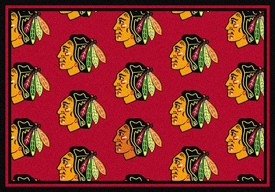 NHL Repeat 01062 Chicago Blackhawks