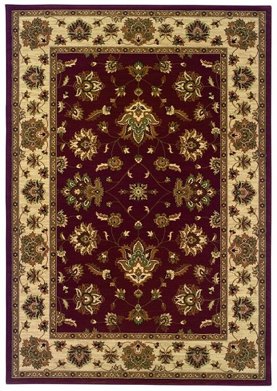 Ariana 623V Red Area Rug by Oriental Weavers
