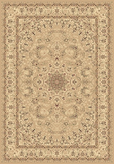 Legacy 58000-700 Gold Area Rug by Dynamic Rugs