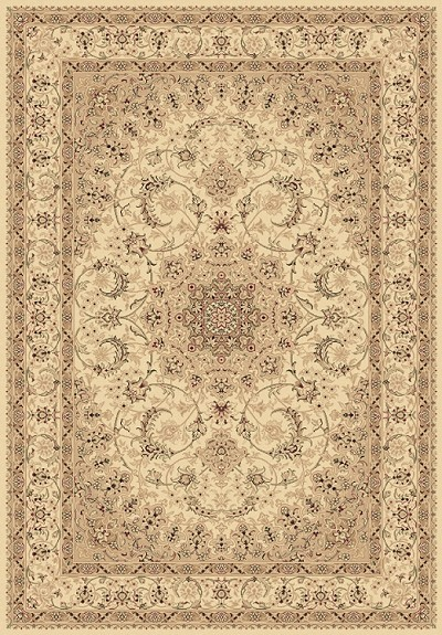 Legacy 58000-100 Ivory Area Rug by Dynamic Rugs