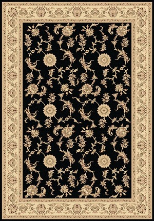 Legacy 58017-090 Black Area Rug by Dynamic Rugs