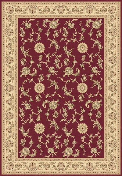 Legacy 58017-330 Red Area Rug by Dynamic Rugs