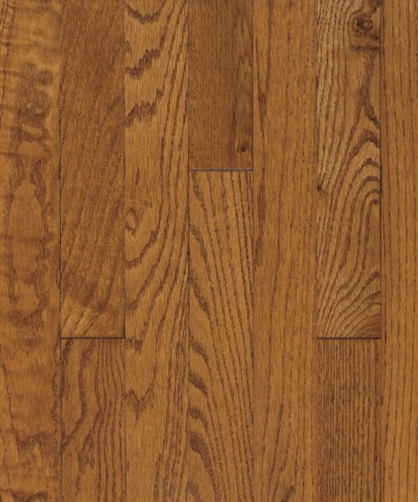 "Armstrong Ascot Plank Red Oak - Chestnut Hardwood Flooring - 3/4"" x 3 1/4"""