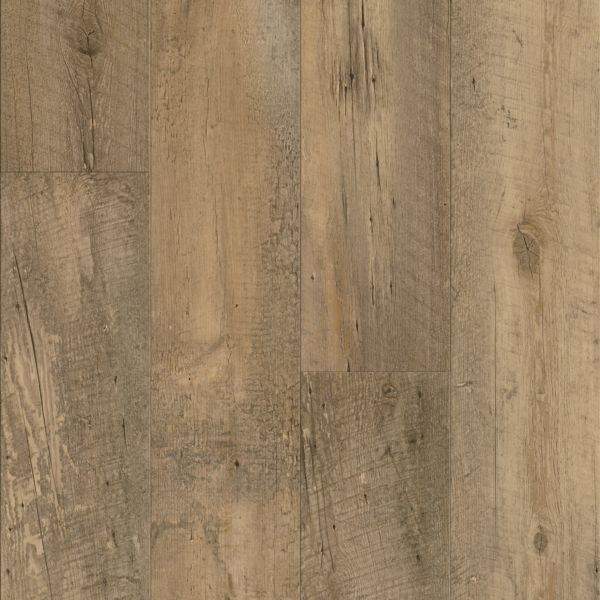 Armstrong LUXE Plank with FasTak Install Farmhouse Plank - Natural Luxury Vinyl Tile