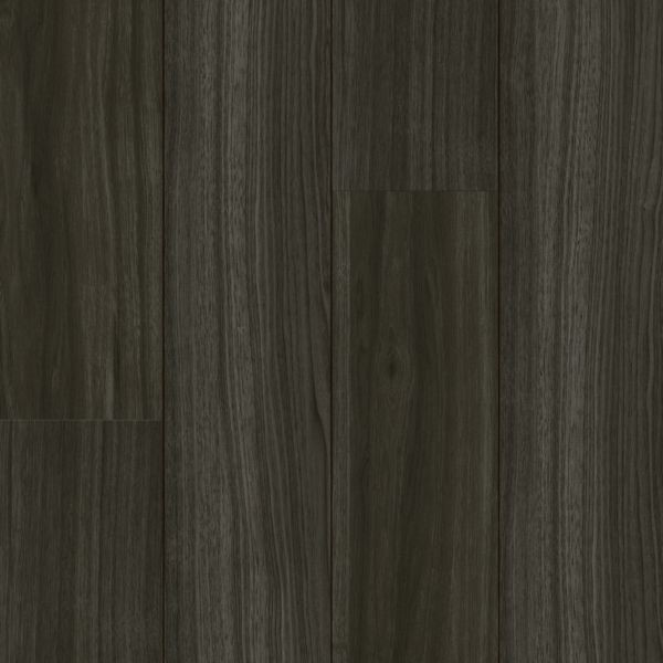 Armstrong LUXE Plank with FasTak Install Empire Walnut - Raven Luxury Vinyl Tile